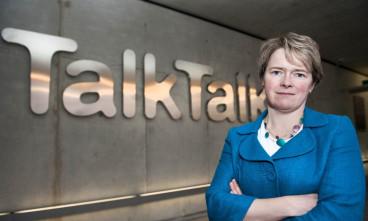 TalkTalk CEO Dido Harding