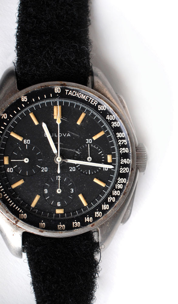 Apollo 15 watch sold for $1.6 million