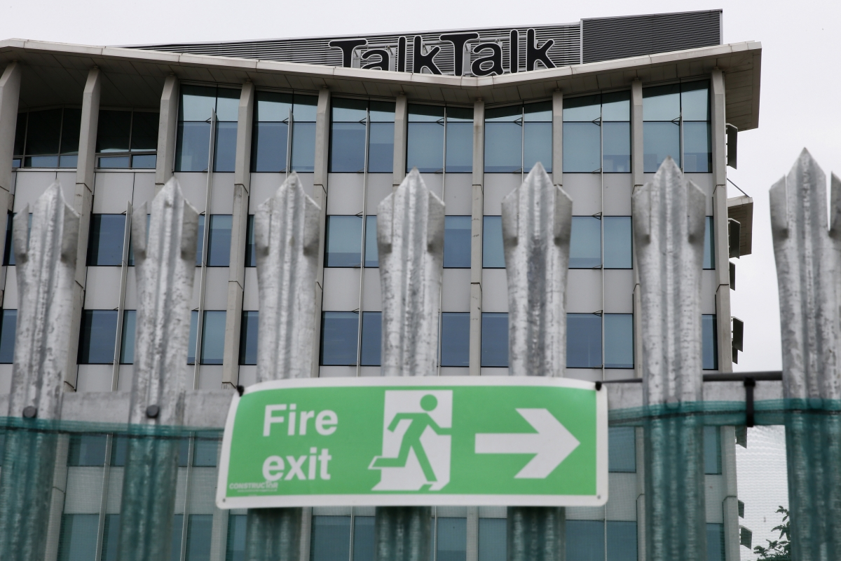 TalkTalk cybercime security breach