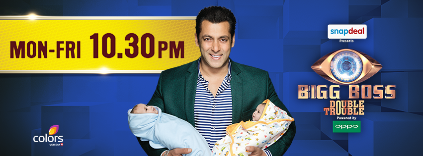Bigg Boss 9 with Salman Khan