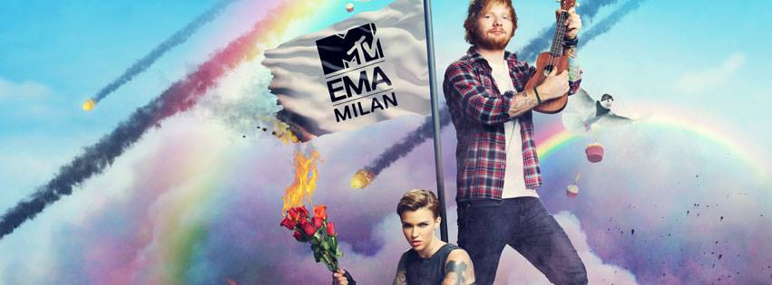 22nd MTV European Music Awards 2015