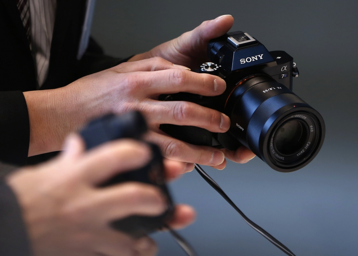 Sony eyes Toshiba's sensor business to strengthen its smart phone camera components business