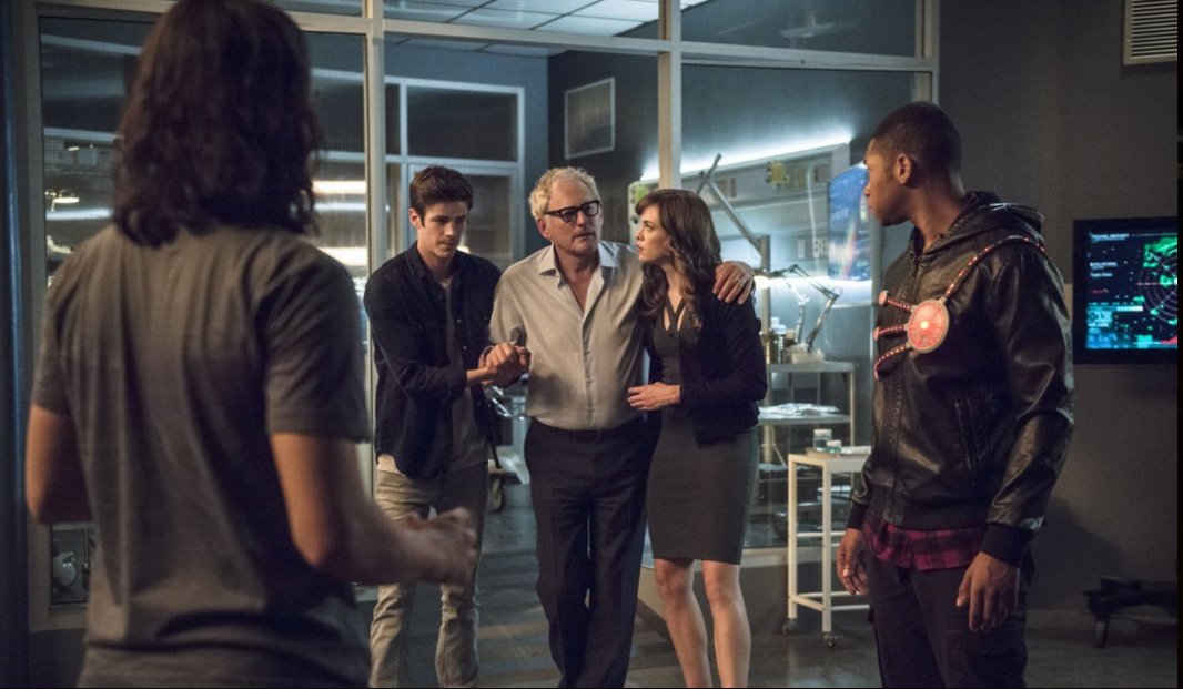 Flash season 2 episode 4