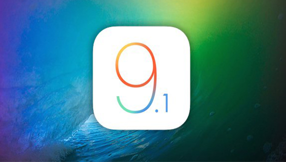 iOS 9.1 IPSW firmware files available