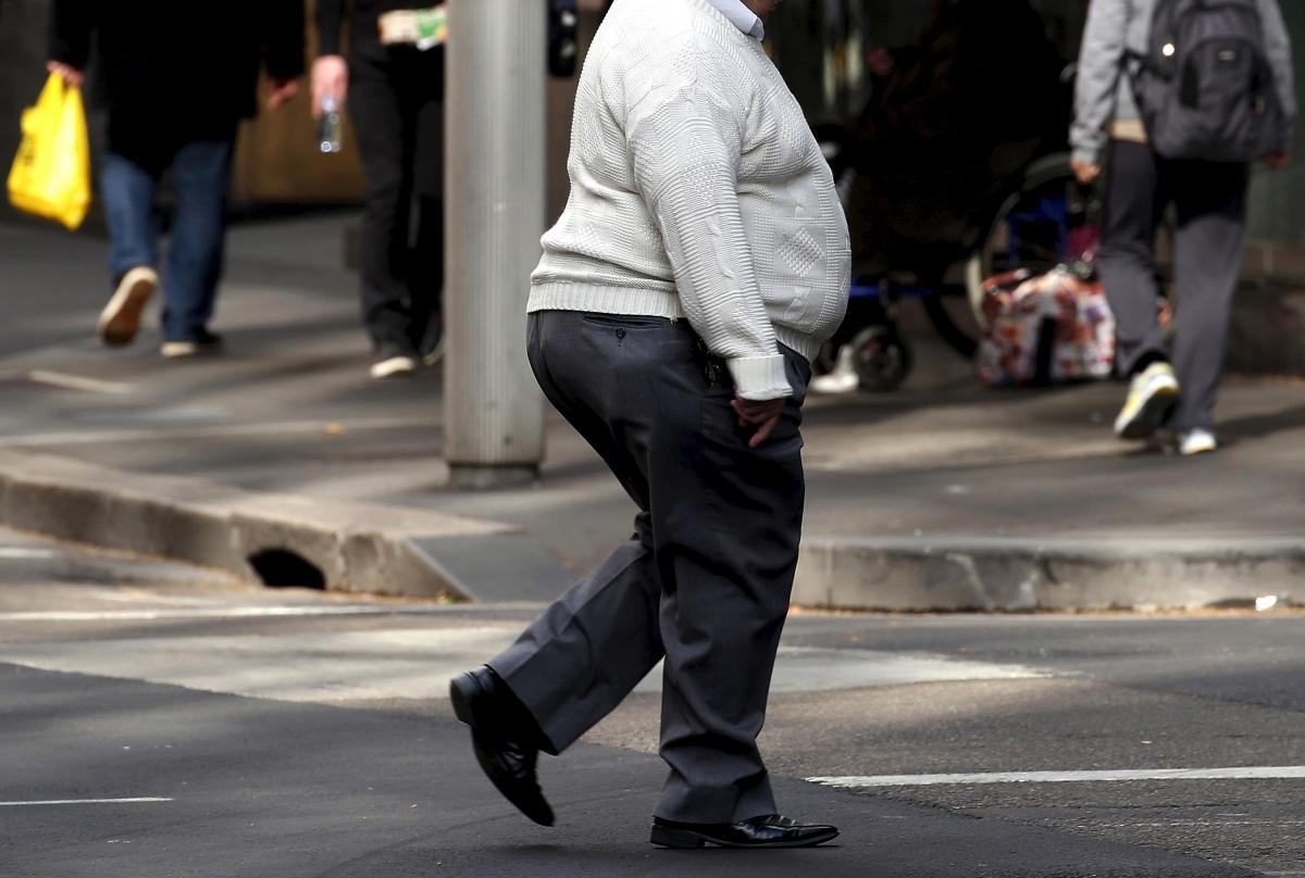 obesity epidemic in Britain