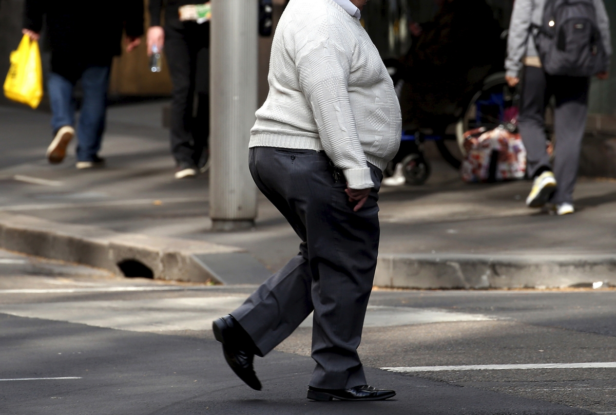obesity epidemic in Britain