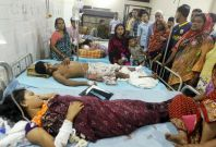 Bomb in Bangladesh