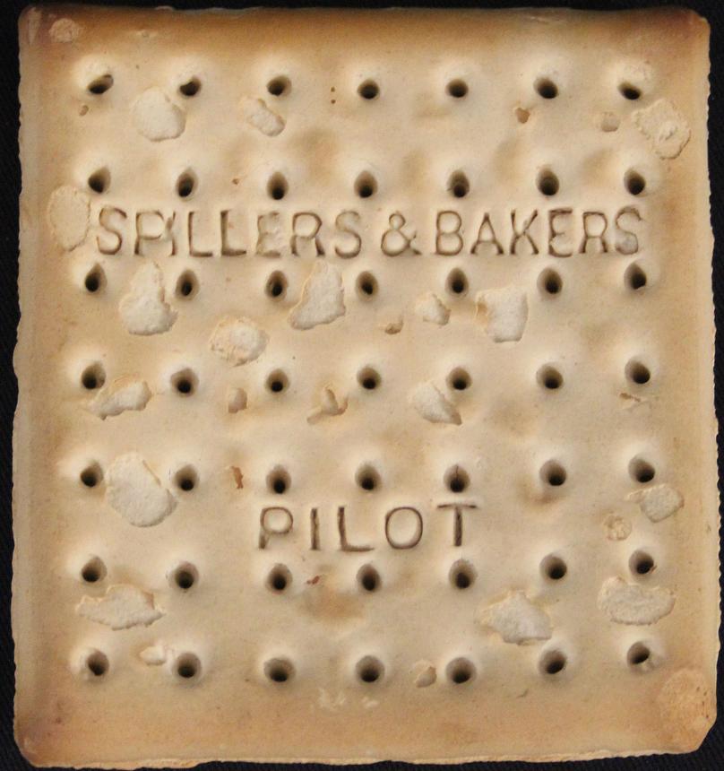 Titanic biscuit