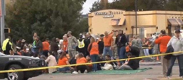 Oklahoma University Homecoming crash
