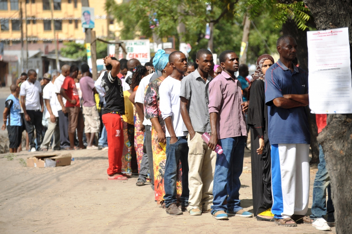 Tanzania holds hotly-contested election as opposition ...