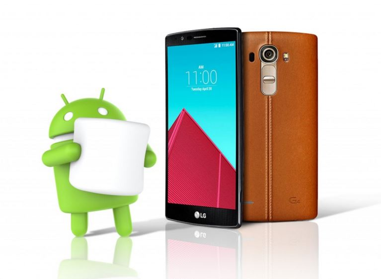 Update LG G4 H815 to Android 6.0 Marshmallow software 20A