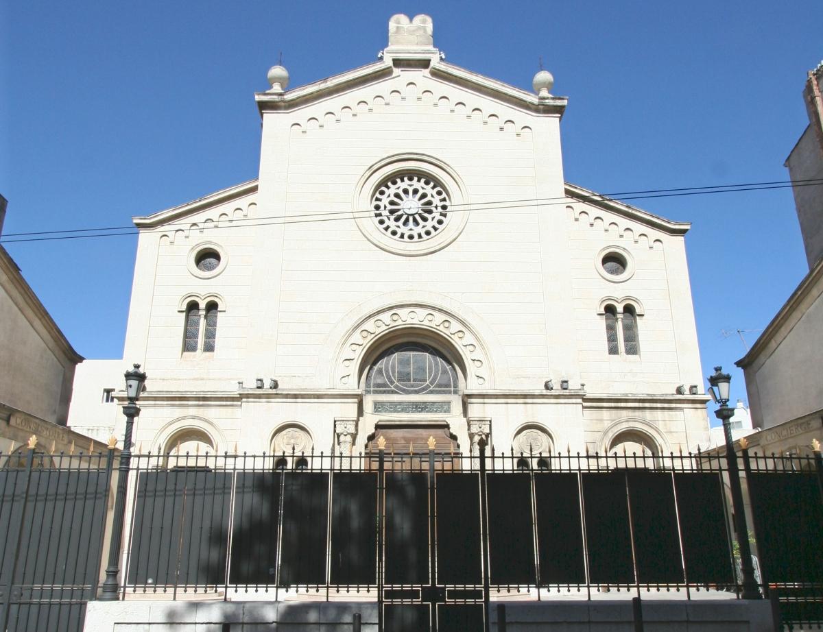 Marsielle synagogue