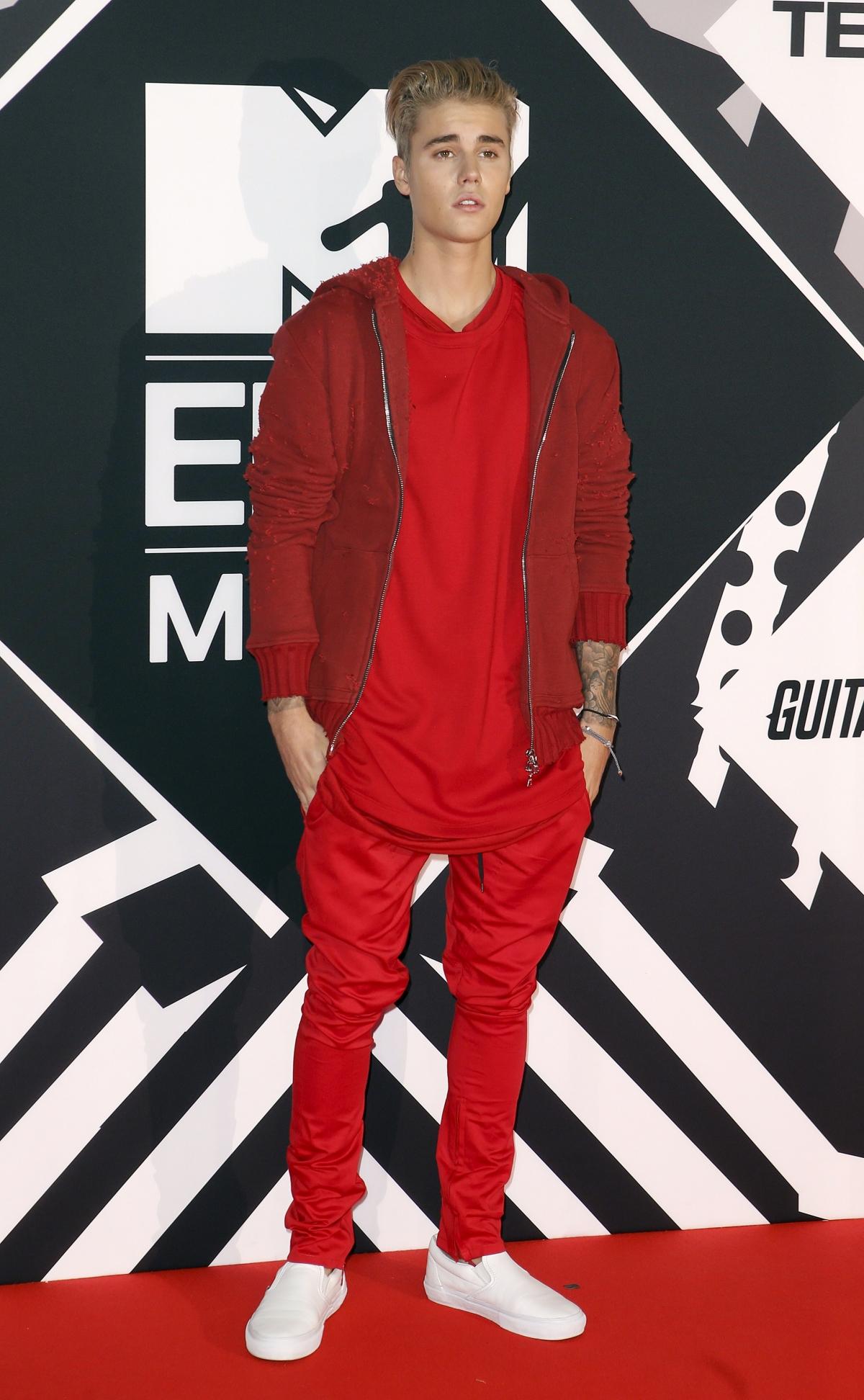 MTV EMA 2015 winners list: Justin Bieber, Ed Sheeran and ...
