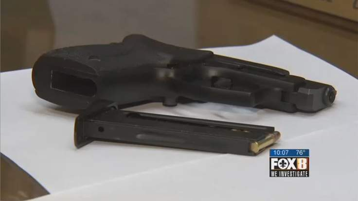 Four-year-old takes loaded gun to school