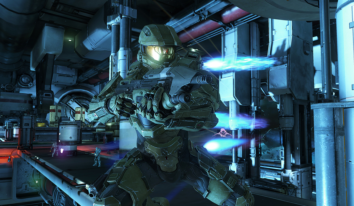 Halo 5 Guardians Master Chief review