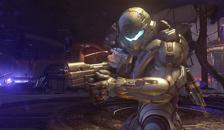 Halo 5 Guardians Locke review