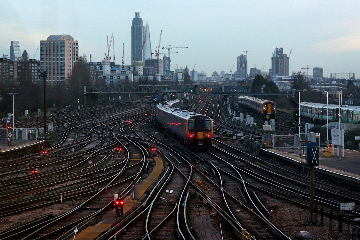 Rail Fares To Increase By Average Of 3.4% From January 2