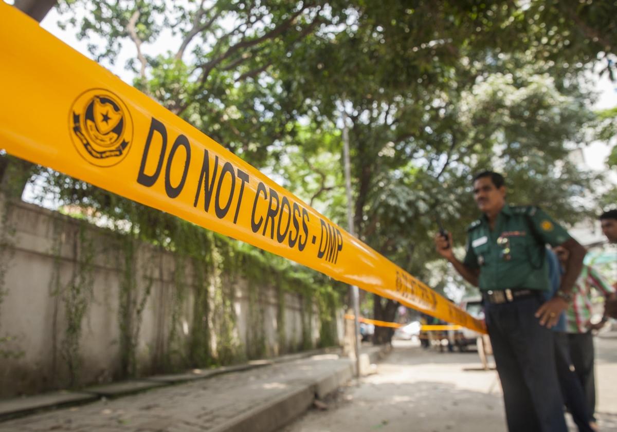 Italian charity worker killed Dhaka