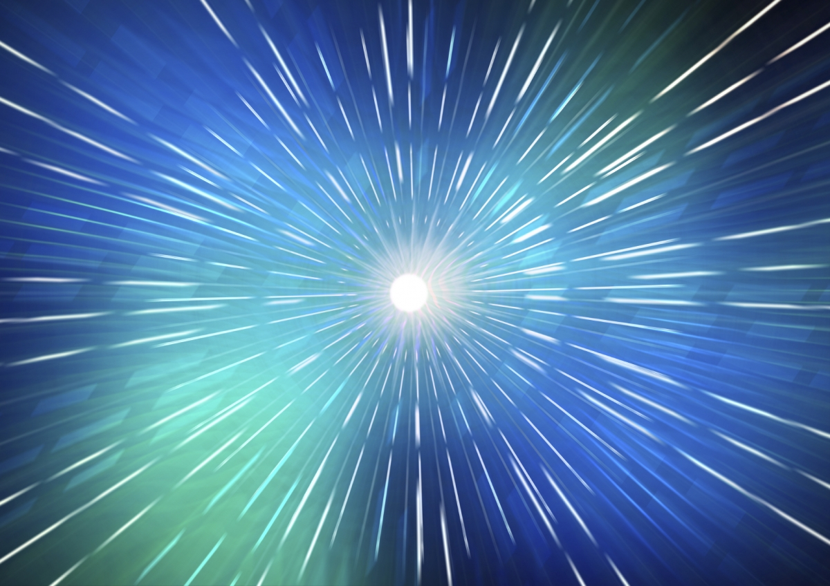Can you transmit information faster than light?