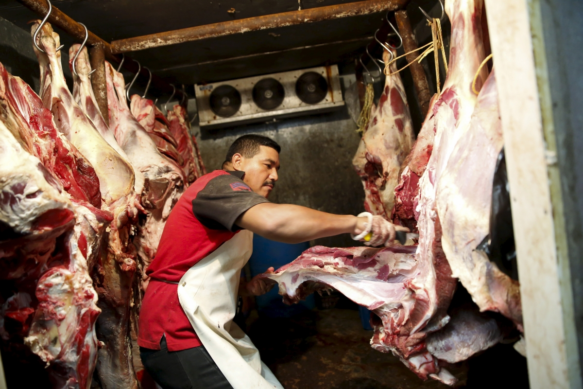 meat butcher