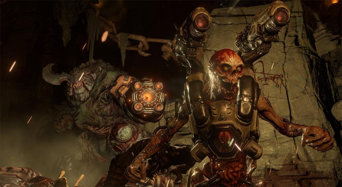 Doom 2016 alpha multiplayer
