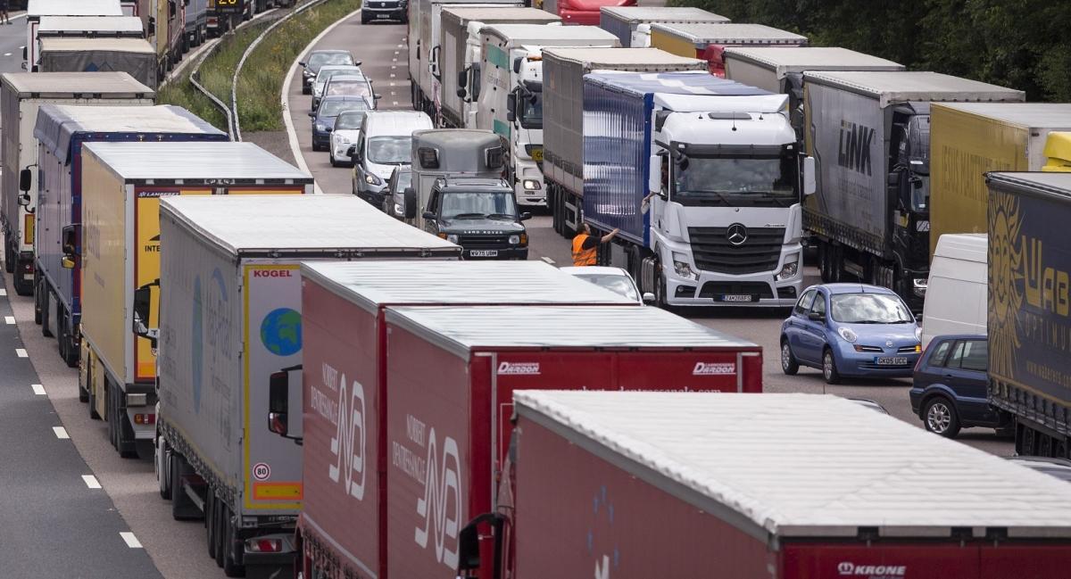 UK lorries