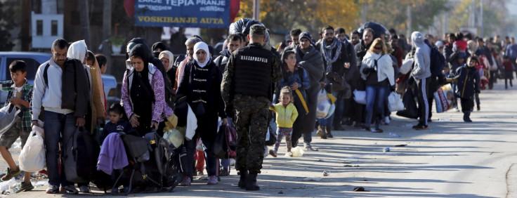 EU migrant crisis
