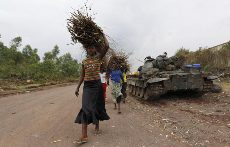 MONUSCO forces in DRC