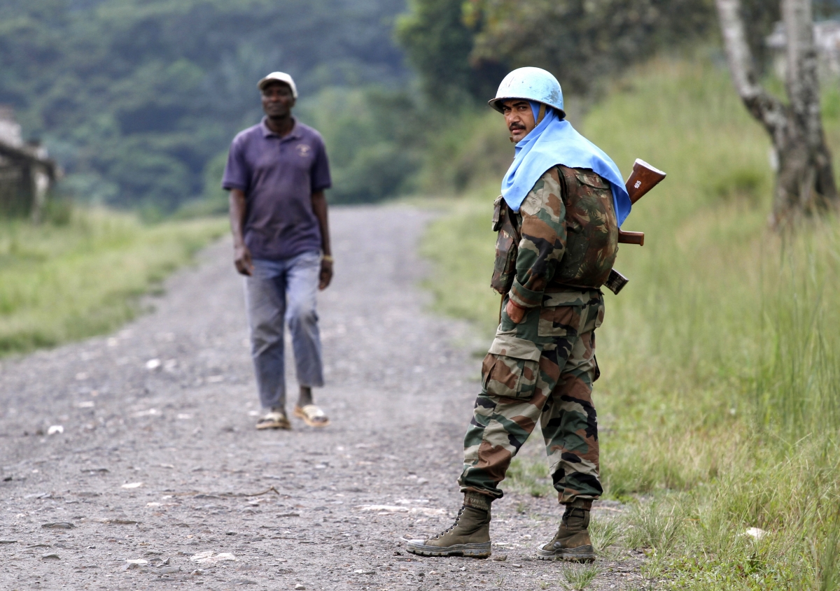 UN will scale back Monusco peacekeeping force in DRC by 1,500
