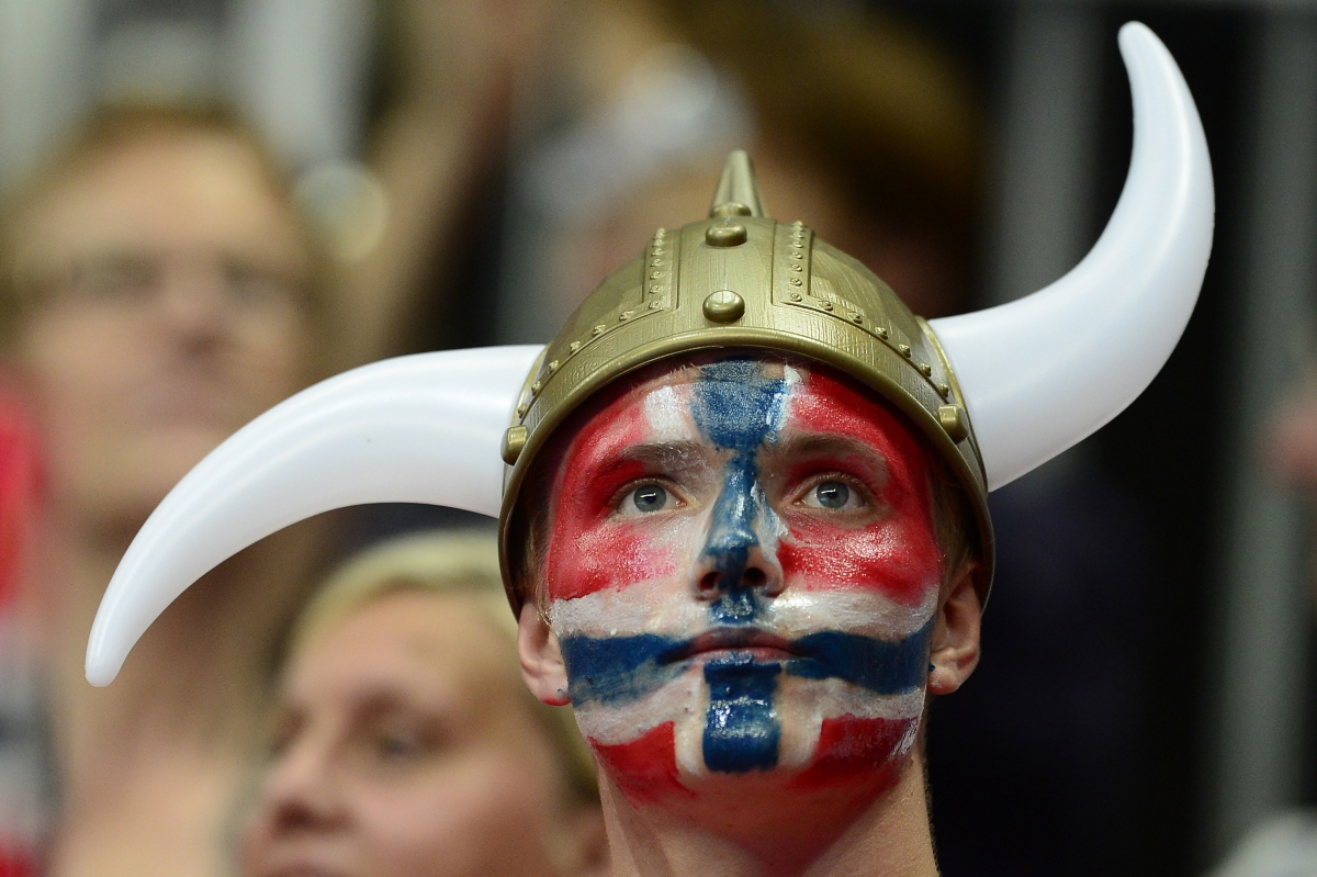 Norway fan