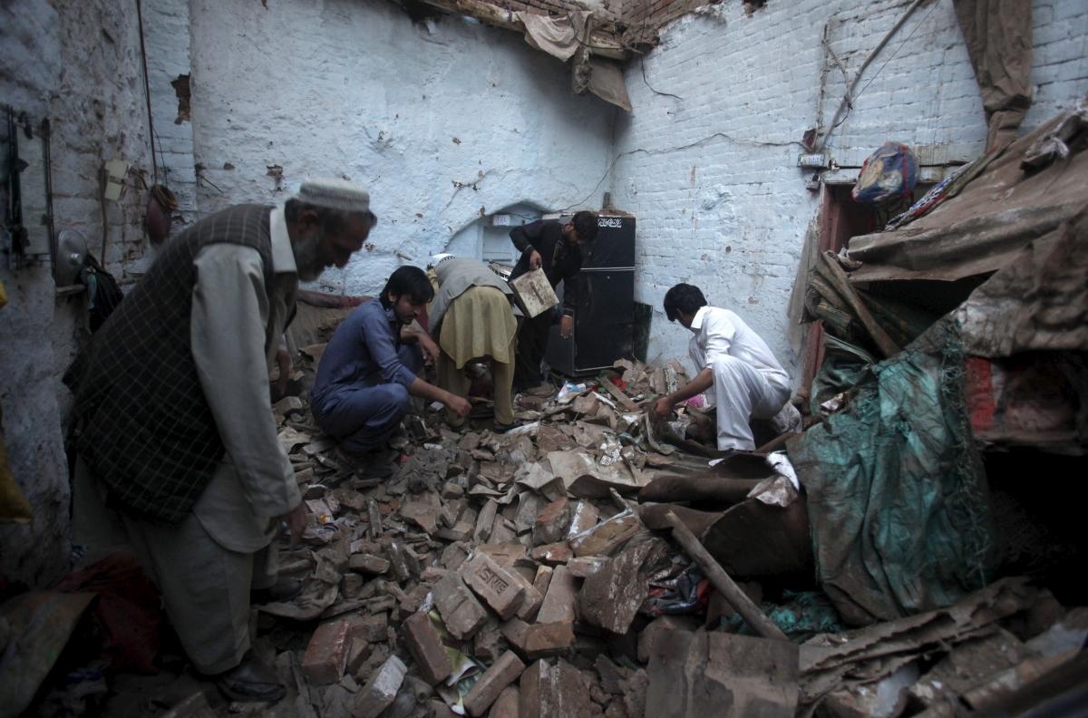 Kashmir earthquake: Broken city, broken promises
