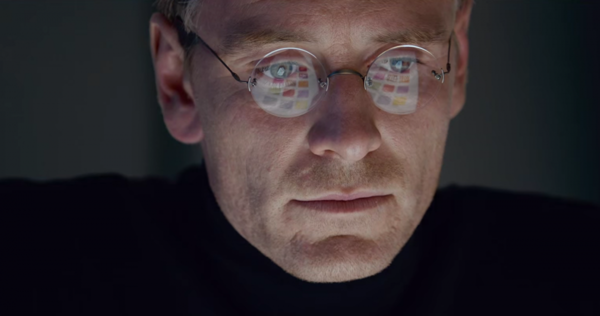 Steve Jobs biopic Michael Fassbender