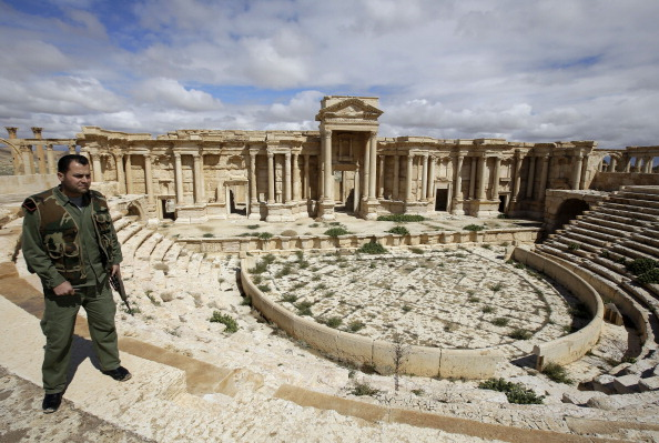 Palmyra amphitheatre