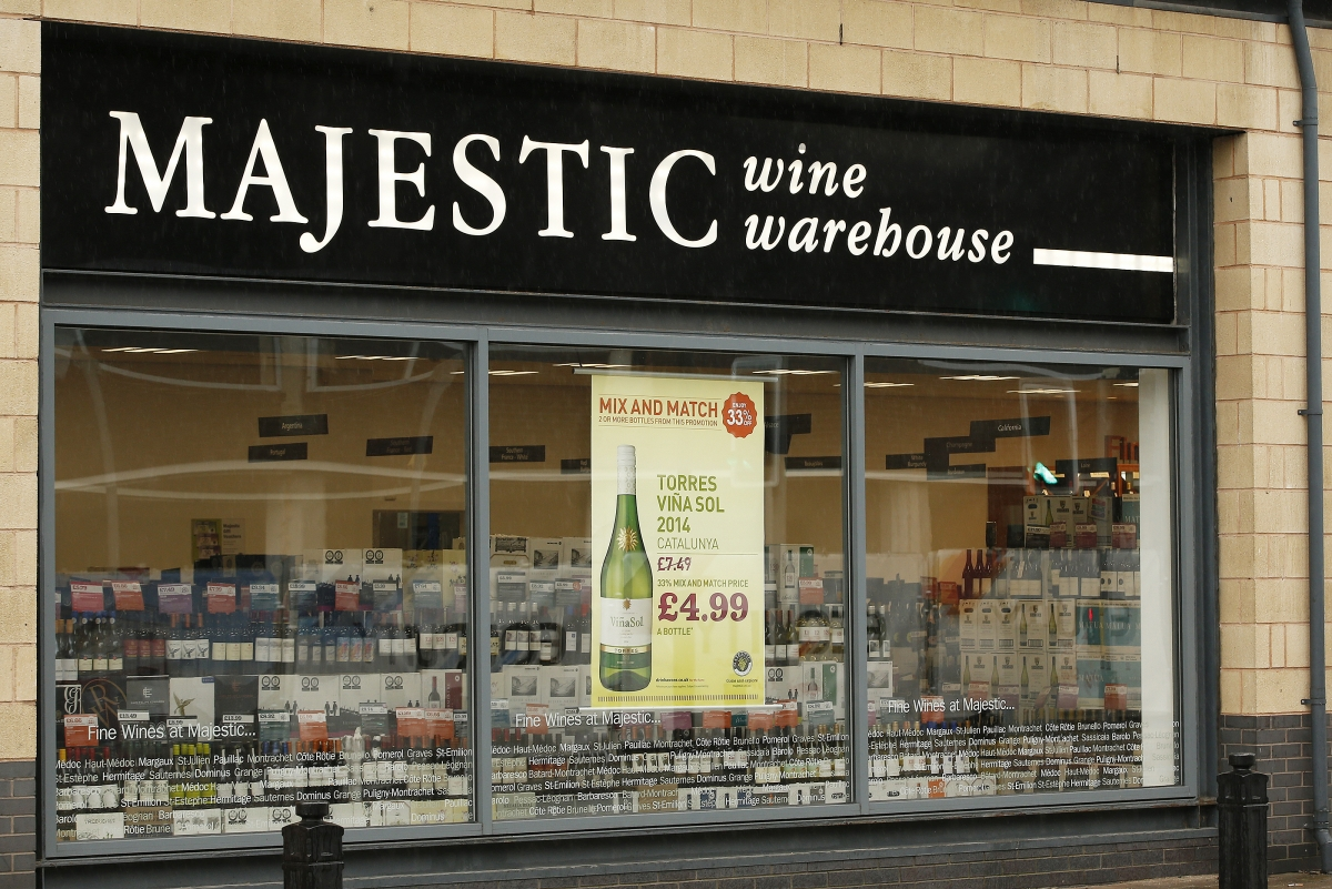 Majestic Wines to scrap six-bottle rule as part of its new business strategy
