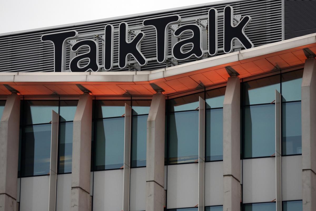 TalkTalk hq