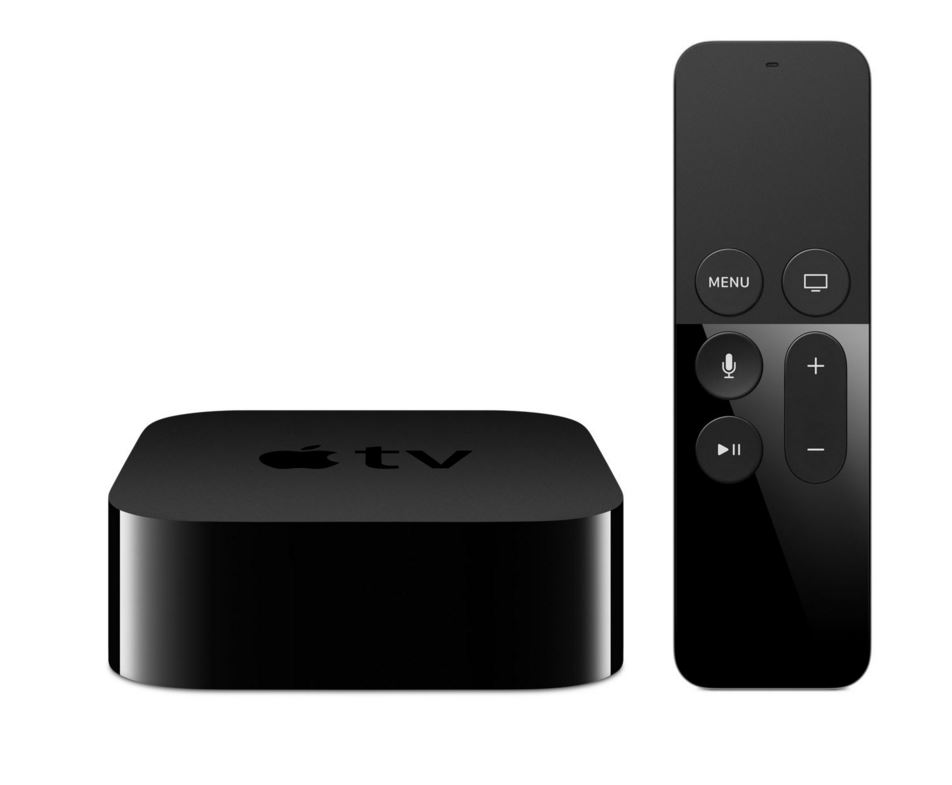 Apple TV fourth generation