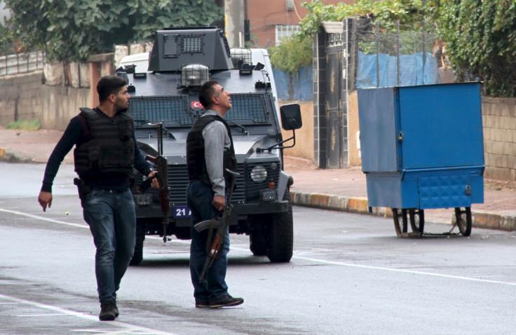 Turkey Isis crackdown