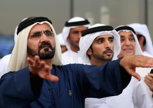 Dubai happiness
