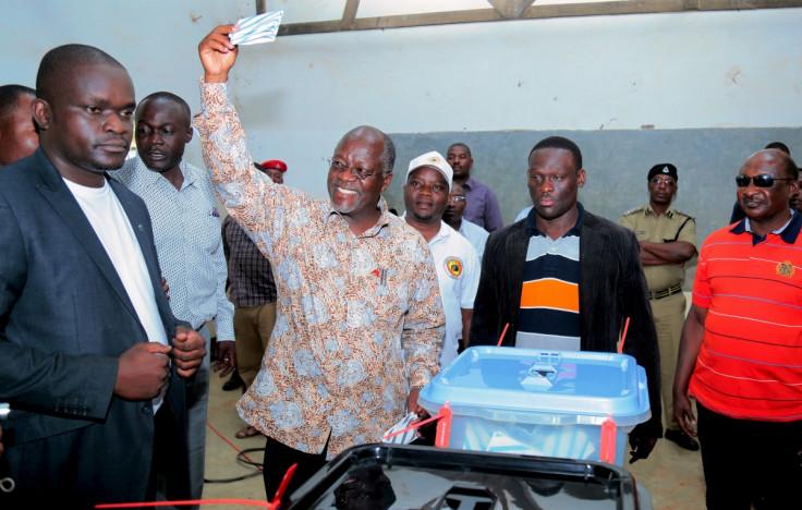 Tanzania presidential elections