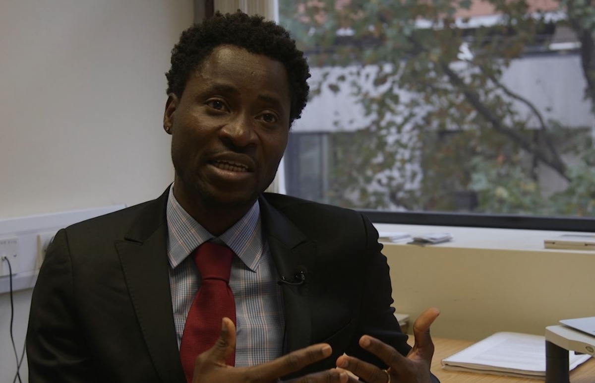 Interview with Nigerian LGBTI activist Bisi Alimi