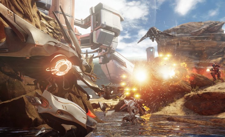 Halo 5 Guardians launch day live stream: Watch us play multiplayer