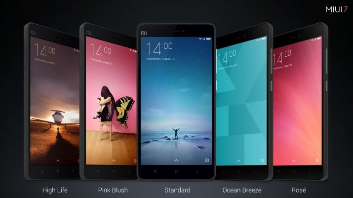 MIUI 7 global stable build
