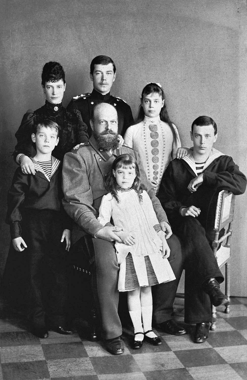 Russian Tsar Alexander III