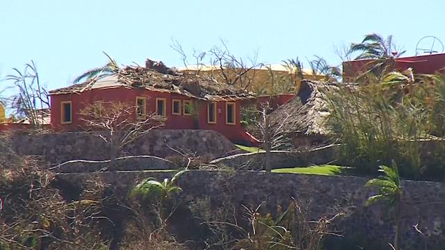 Hurricane Patricia aftermath
