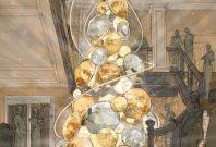 Burberry Christmas Tree Claridge\'s