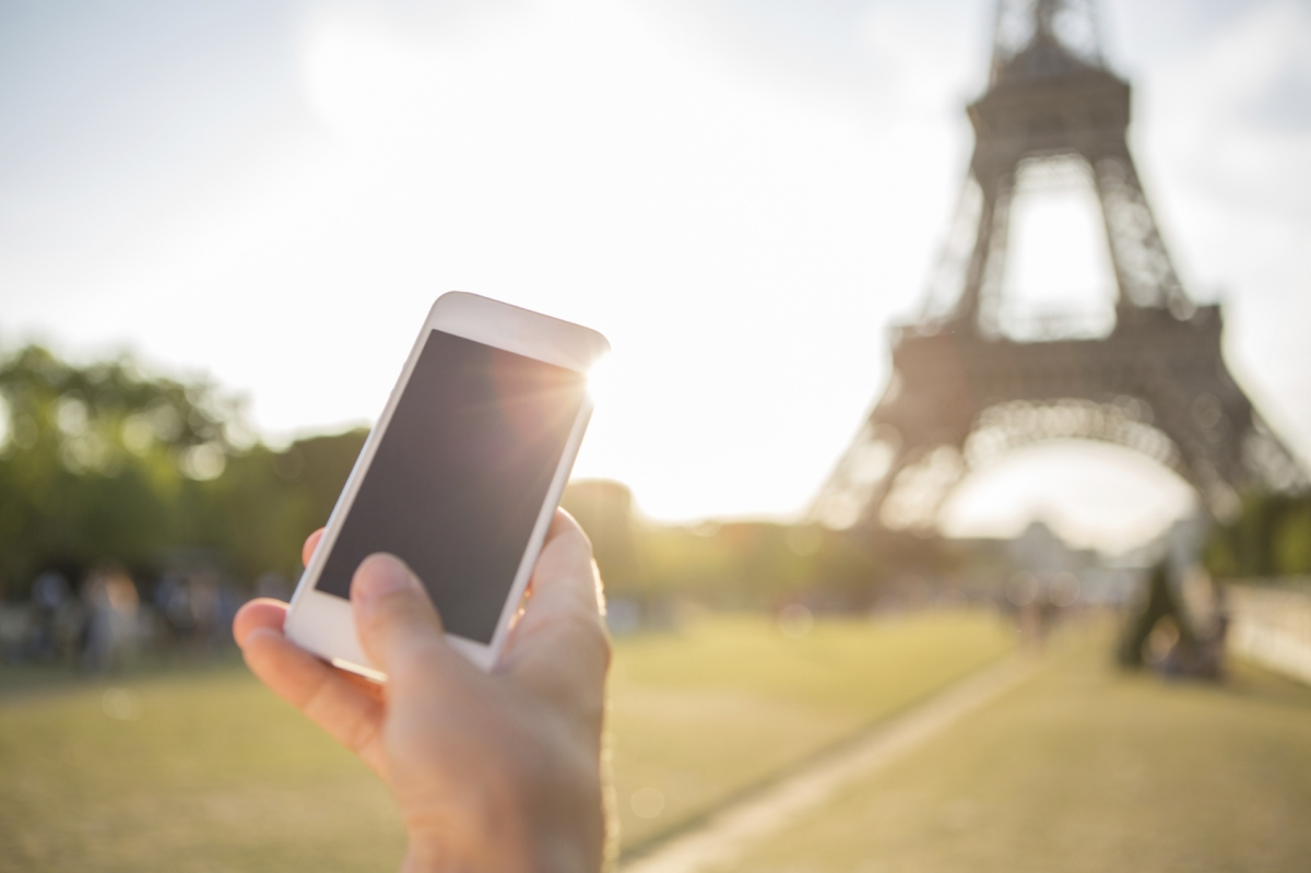 Mobile phone data roaming charges ban