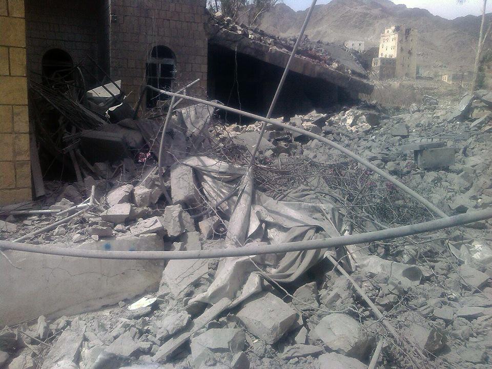 MSF hospital Yemen