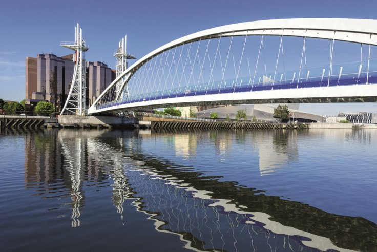 Salford Quays, Greater Manchester, UK