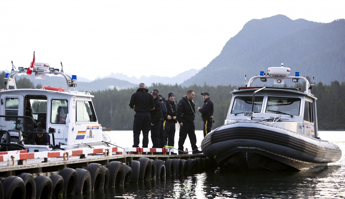 Canada whale watching boat tragedy