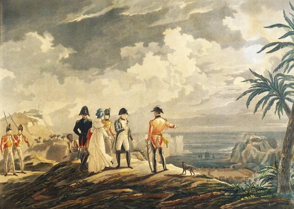 Napoleon, St Helena